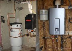 The Advantages Of Tankless Water Heaters