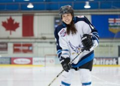 Hockey Passing Skills